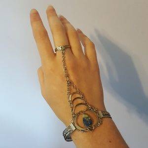 Free People hand jewelry